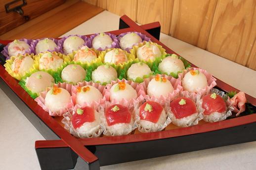 ひな祭りのちらし寿司以外のレシピ