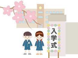 4月1日生まれの入学式