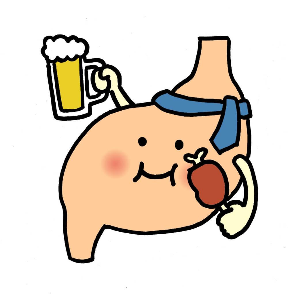 お酒との尿酸値
