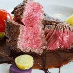 妊娠中のステーキ