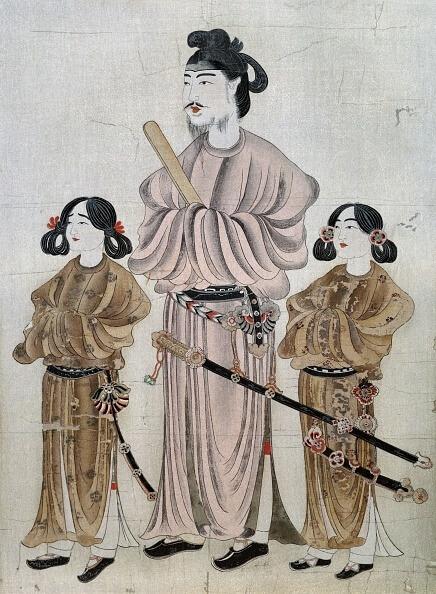 聖徳太子の肖像画が教科書から消えた