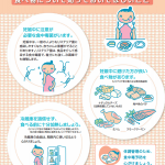 妊娠中の食べ物の注意