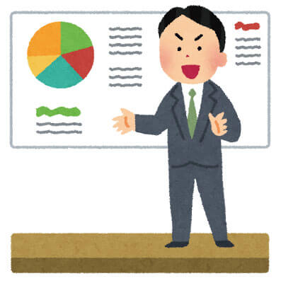free-illustration-presentation-man-irasutoya