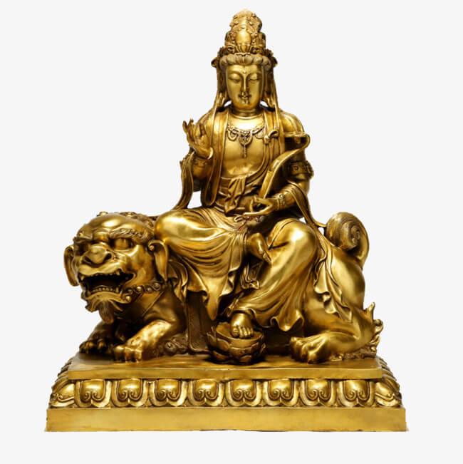 pngtree-manjusri-bodhisattva-png-clipart_3178222