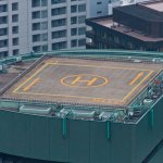 Shinjuku_Green_Tower_Building_Heliport